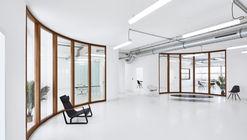 Ateliers & Showroom Marine Serre / Lemoal Lemoal Architectes