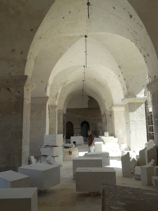 The Great Umayyad Mosque of Aleppo: from Historic Islamic