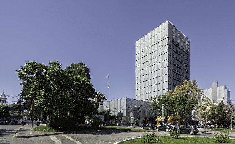 Nueva Sede BPN / DINAMO Arquitectura, © Maju Franzán