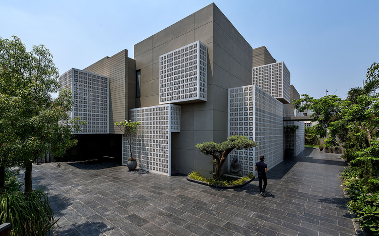 Casa 18 pantallas / Sanjay Puri Architects, © Mr. Dinesh Mehta