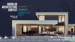 "III INTERNATIONAL CONTEST ""inHAUS LAB – Design your modular house"""
