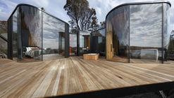 Pavilhões Costeiros em Freycinet Lodge / Liminal Architecture