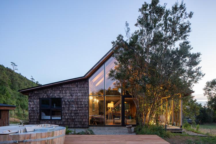 Refugio del Maullin / AVON Arquitectos, © Marcos Zegers