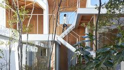 Loop Terrace House / Tomohiro Hata Architect and Associates