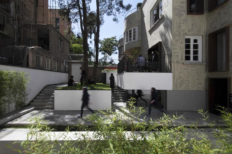 Hanna Boutique Hotel Persian Garden Studio Archdaily