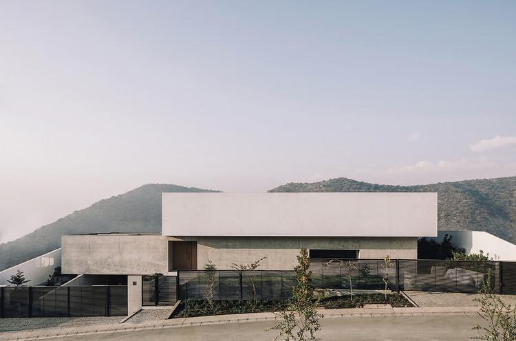 Casa LC / Cristián Romero Valente Arquitectos, © Pablo Casals Aguirre
