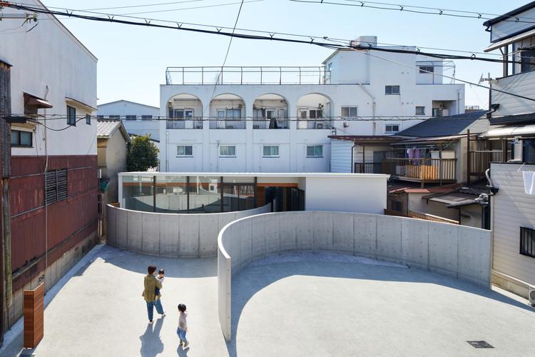 House in Konohana / Fujiwaramuro Architects, © Toshiyuki Yano