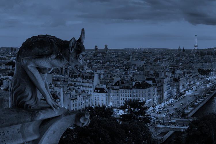 Arquicast #77: Arquitetura e Cinema - Paris, eu te amo, Pedro Lastra - modificado. Image via Unsplash