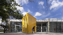 Renovation of the Monteiro Lobato Library / MMBB Arquitetos