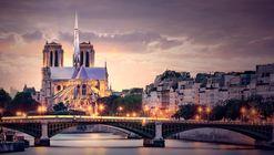 Zeyu Cai e Sibei Li vencem concurso de ideias para a Catedral de Notre-Dame