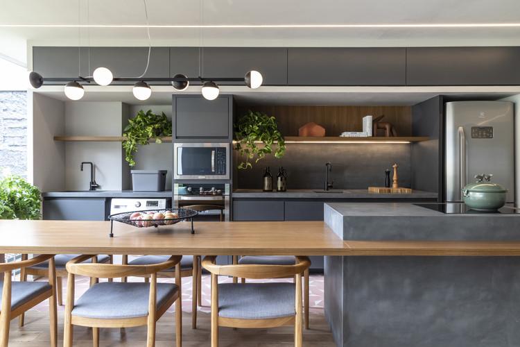 Apartamento Core Pinheiros / Sala2 Arquitetura, © Evelyn Muller