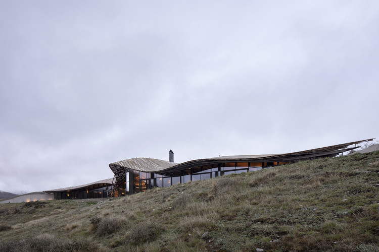 Lindis Lodge / Architecture Workshop | ArchDaily