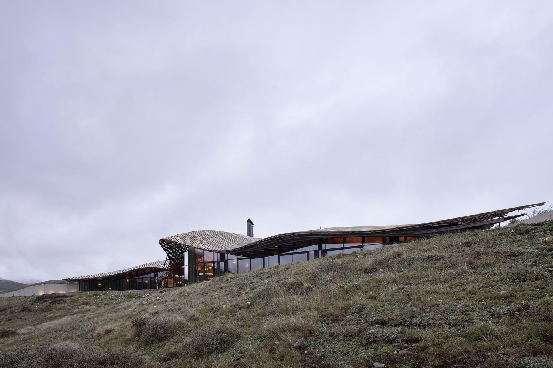 Lindis Lodge / Architecture Workshop
