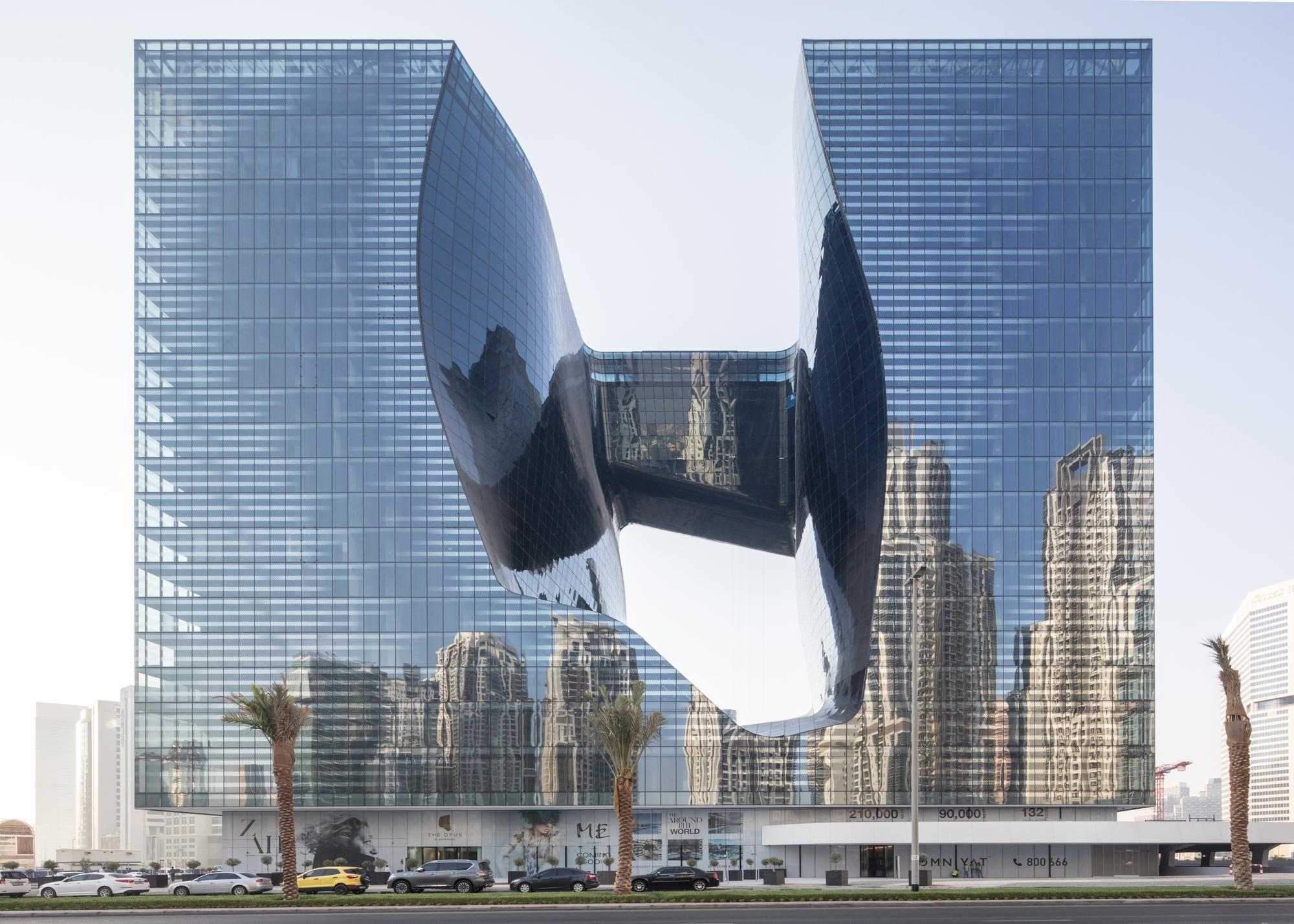 Opus / Zaha Hadid Architects | ArchDaily