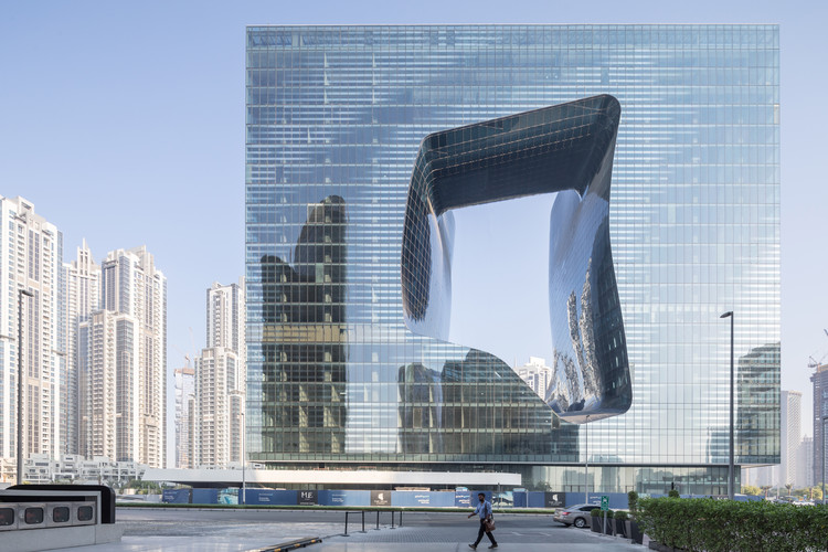 Opus / Zaha Hadid Architects, © Laurian Ghinitoiu