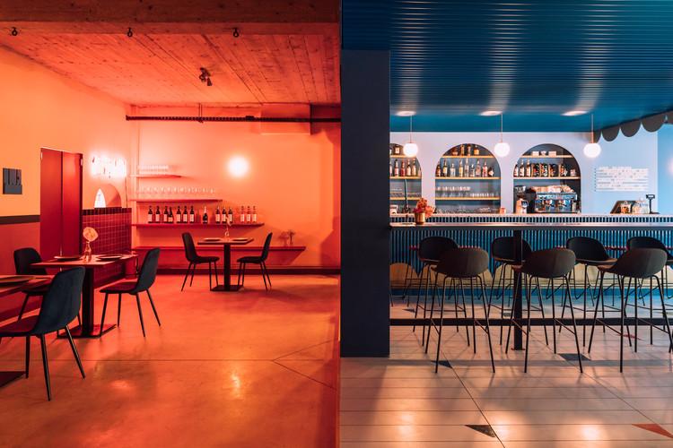 Restaurante Jess / Biancoebianca, © Raul Jichici