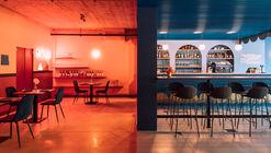 Jess Restaurant / Biancoebianca