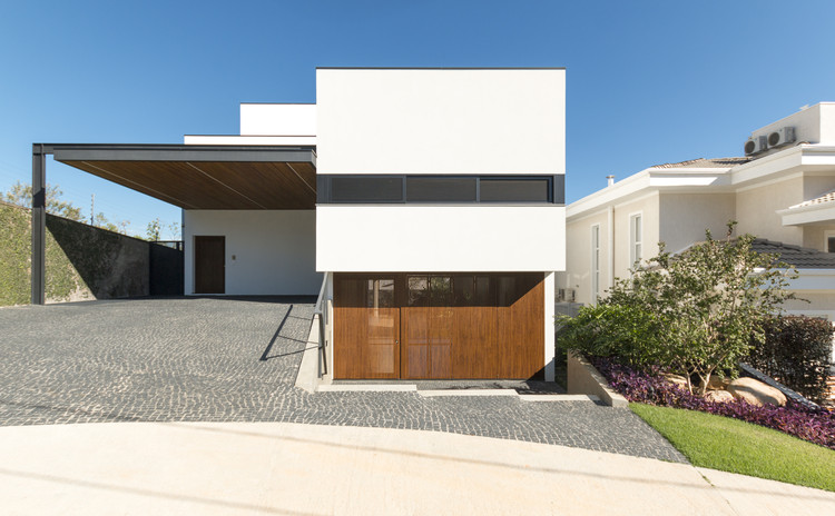 Casa GR / Frederico Trevisan Arquiteto, © Adriano Pacelli
