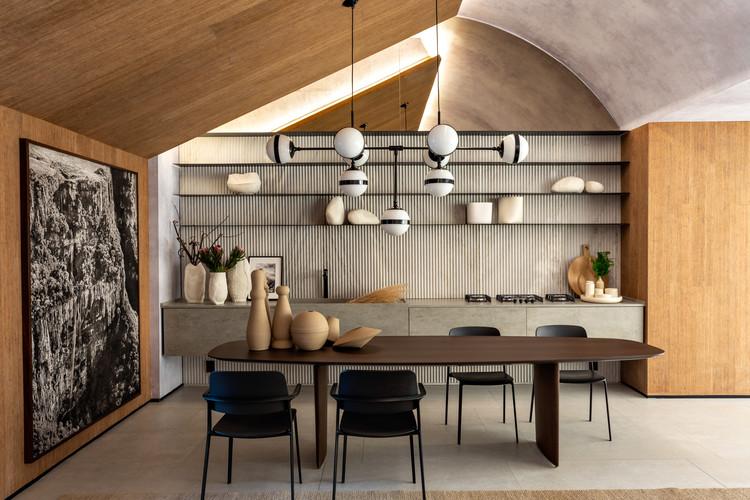 Loft Refúgio / Consuelo Jorge Arquitetos, © Fran Parente