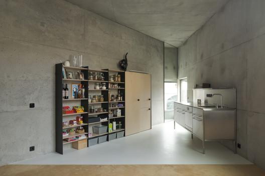 Triangular House / STUDIO_LPP