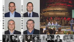 Sesión 255. Sesión Solemne, Investidura y cambio de Mesa Directiva Bienio 2019-2021
