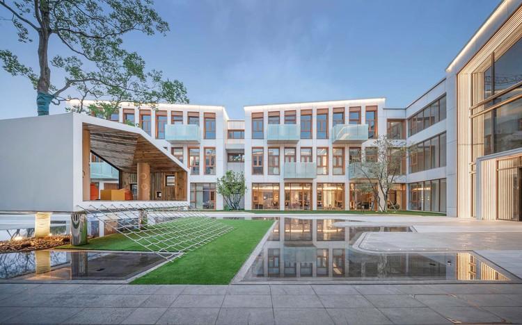 Nanjing Galaxy Kindergarten / Lacime Architects, © Qianxi Zhang