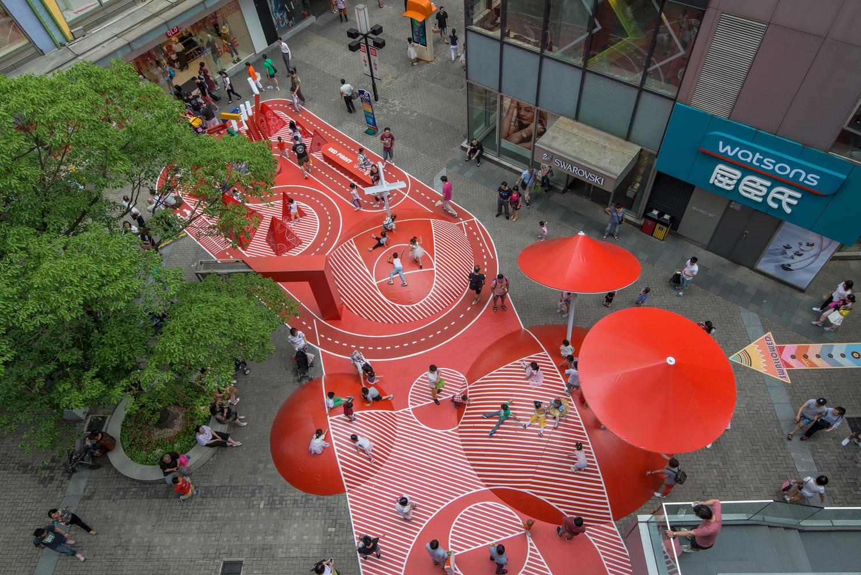 Playground Design Architecture