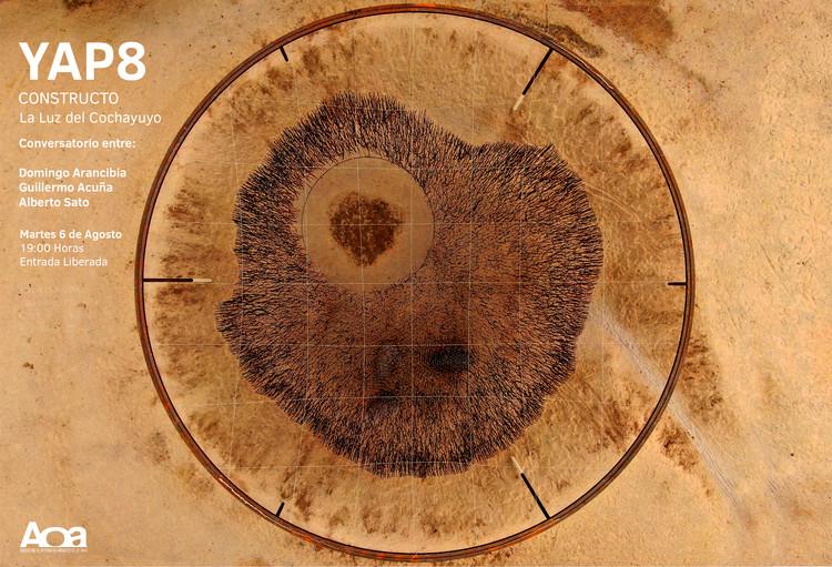 Conversatorio YAP Constructo 8: La luz del Cochayuyo, www.fotosaereas.cl - Gonzalo zuñiga