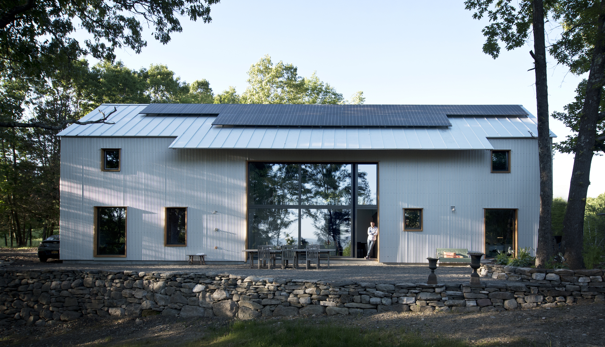 Gallery of Accord, NY Passive House / North River Architecture & Planning - 1