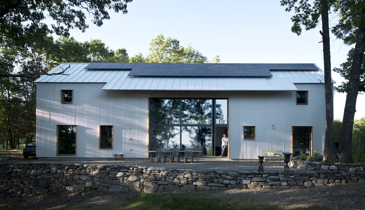 Accord, NY Passive House / North River Architecture & Planning, © Deborah DeGraffenreid