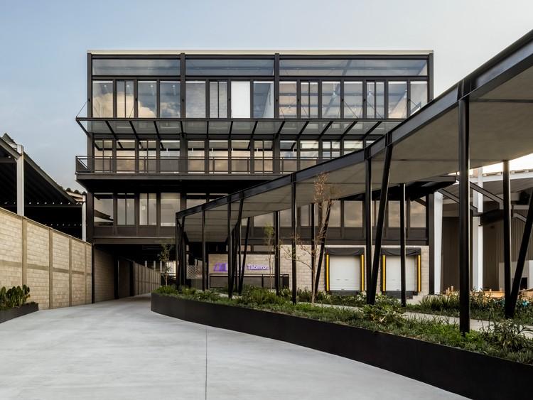 ABSA Headquarters / FMÁSF, © César Béjar