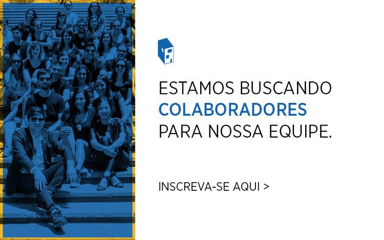 Vaga de estágio no ArchDaily Brasil: envie seu currículo!