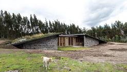 Patios House / Rama Estudio