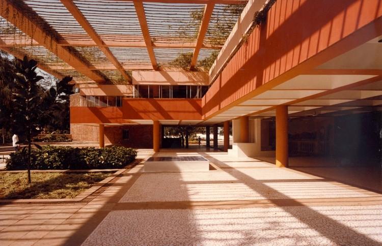 New Petition Aims to Save Charles Correa's Kala Academy from Demolition, Kala Academy. Image Courtesy of Charles Correa Foundation