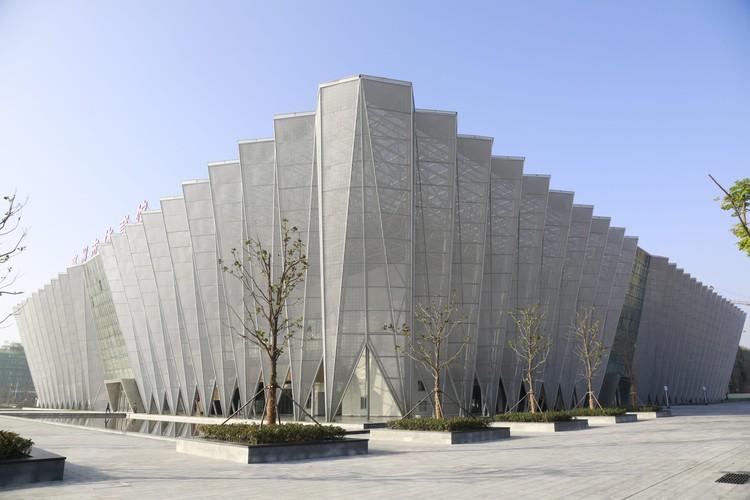Bozhou Statium / Yuan Ye Architects, Courtesy of Yuan Ye Architects