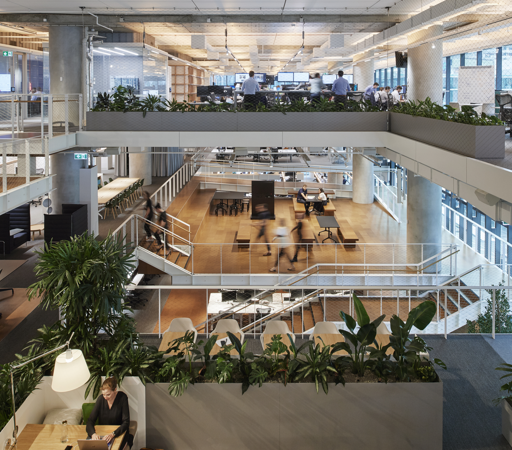Arup Melbourne Offices Hell