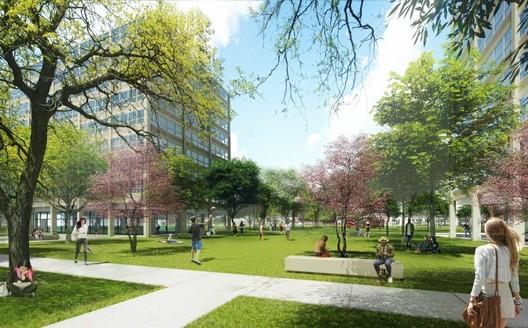 Courtesy of Dirk Denison Architects