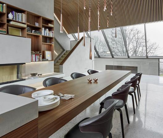 Townhouse Palmaille 98 / Walter Gebhardt | Architekt