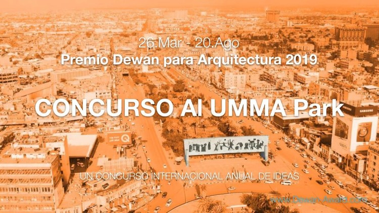 Concurso Al-UMMA Park: Premio Dewan para Arquitectura 2019