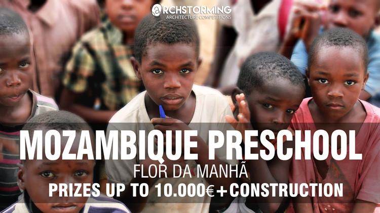Convocatoria 'Mozambique Preschool: Flor da Manhã'