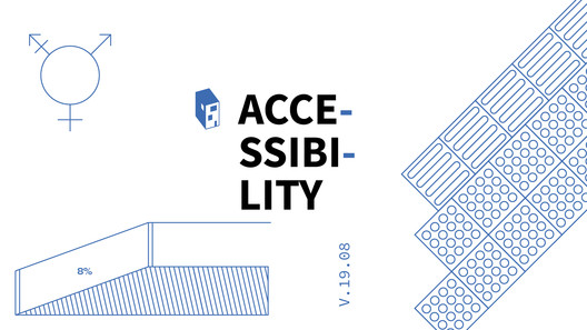 ArchDaily Topics - August: Accessibility