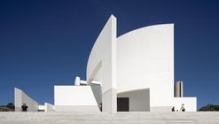 Lagares Church / FCC Arquitectura