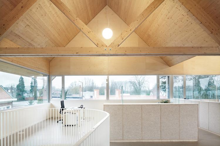 Ryhove Gent / TRANS architectuur I stedenbouw. Image © Stijn Bollaert