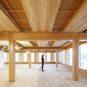 Is Cross-Laminated Timber (CLT) the Concrete of the Future? Wood Innovation Design Centre / Michael Green Architecture. Image © Ema Peter