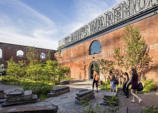 St. Ann's Warehouse / Marvel Architects
