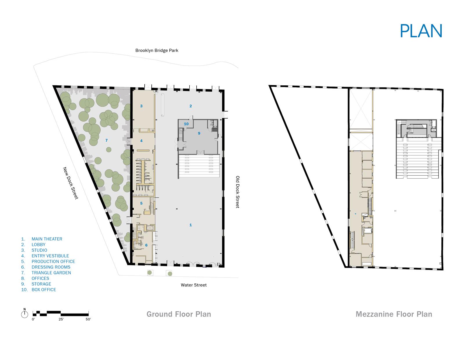 Plan Dressing En U gallery of st. ann's warehouse / marvel architects - 23