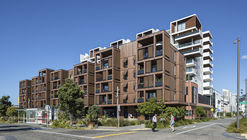 Wynyard Central East 2 Apartments / Architectus