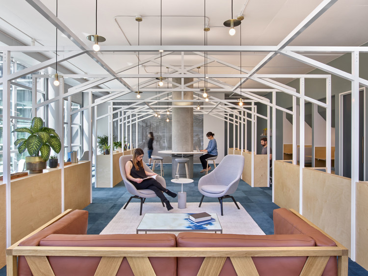 Slack Headquarters  / Studio O+A, © Garrett Rowland and Amy Young