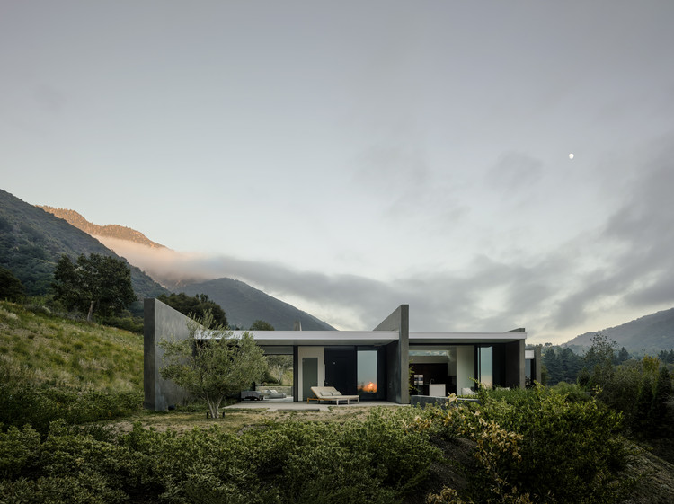Wild Lilac House / Walker Workshop, © Joe Fletcher