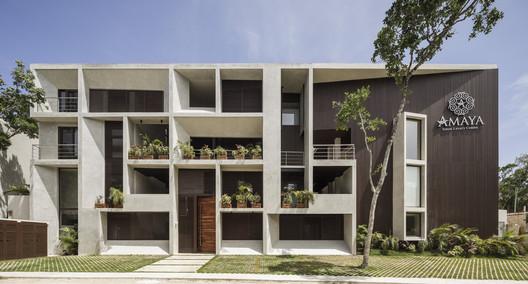 Amaya Apartment / Ventura Arquitectos